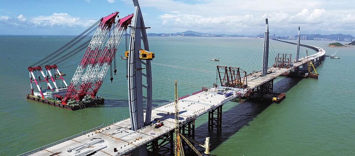 【珠海】港珠澳大桥中低压电缆采购项目