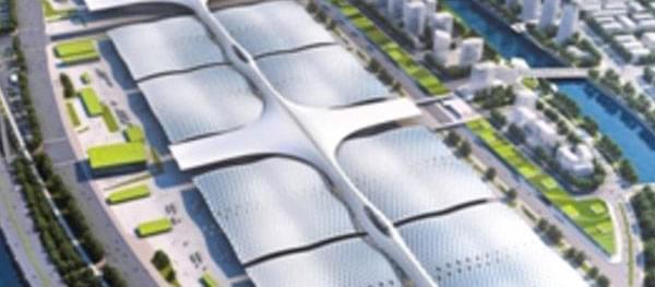 【深圳】国际会展中心低烟无卤电线采购项目(在建)