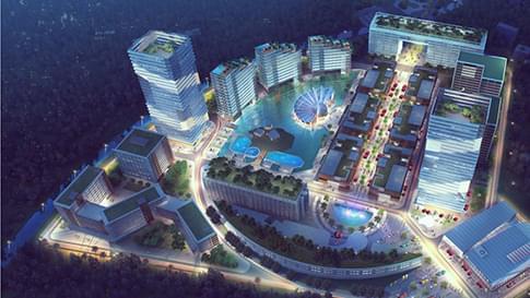 【珠海】清华科技园YJV22铠装电力电缆采购项目