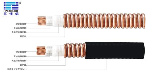 什么是YTTW柔性矿物绝缘电缆?