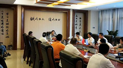 吴长顺专家于深圳东佳信电缆技术讲座