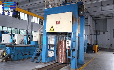 低压电缆生产重点工序