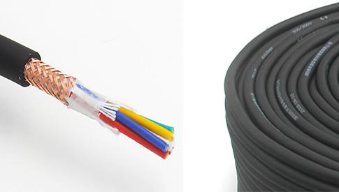 高柔拖链电缆的优势和特点