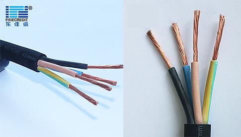 什么是橡套电缆?