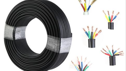 广东电缆厂家东佳信RVV的结构要求