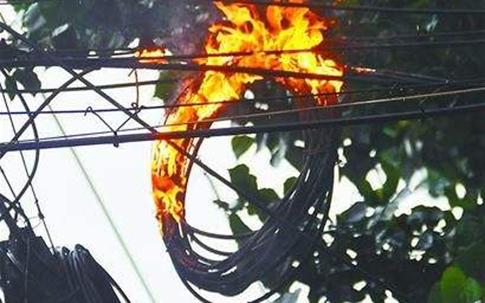 电线电缆起火的原因--东佳信电线电缆
