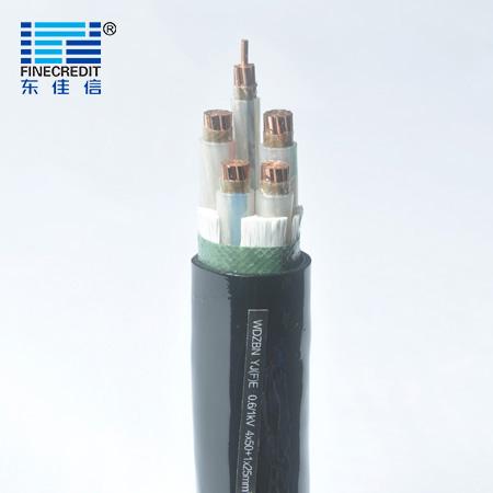 辐照低烟无卤电缆