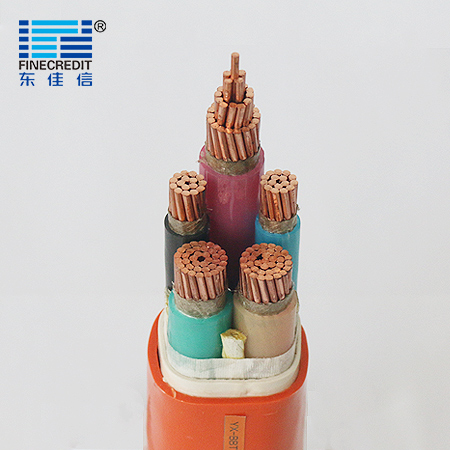 JX-BBTRZ 铜芯非金属柔性矿物质防火电缆