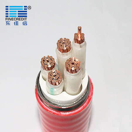 JX-FTGYZ 、JX-FTTYZ 铜芯金属护套柔性防火电缆