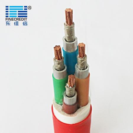 JX-BTLY(NG-A)铜芯隔离型柔性矿物绝缘防火电缆