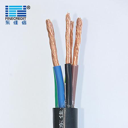RVV-聚氯乙烯绝缘护套电线